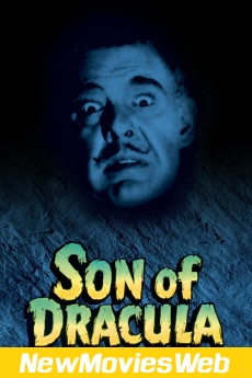 Son of Dracula-Poster new horror movies