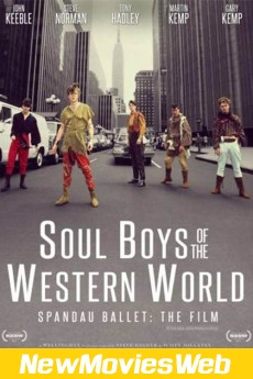Soul Boys of the Western World-Poster new netflix movies
