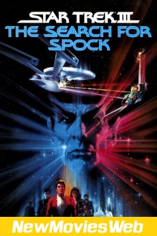 Star Trek III The Search for Spock-Poster new action movies