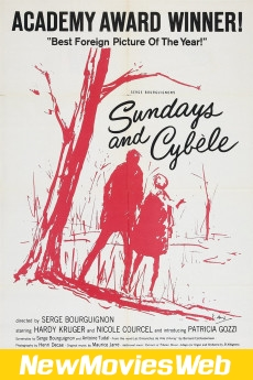 Sundays and Cybèle-Poster new release movies 2021
