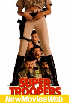 Super Troopers-Poster new movies on dvd