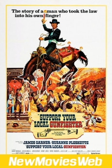 Support Your Local Gunfighter-Poster free new movies online