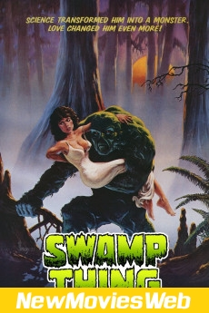 Swamp Thing-Poster new movies to stream