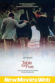 Table for Five-Poster 2021 new movies