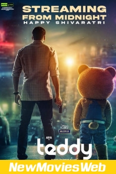 Teddy-Poster free new movies online