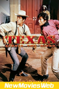 Texas Across the River-Poster new comedy movies
