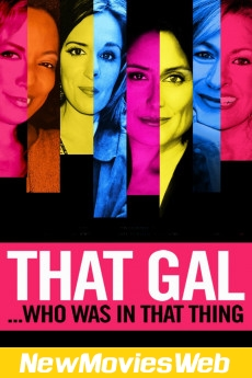 That Gal... Who Was in That Thing That Guy 2-Poster new movies to stream
