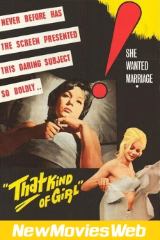 That Kind of Girl-Poster new scary movies