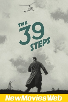 The 39 Steps-Poster new release movies