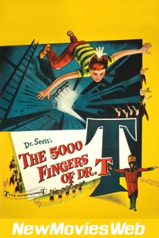 The 5,000 Fingers of Dr. T.-Poster new comedy movies