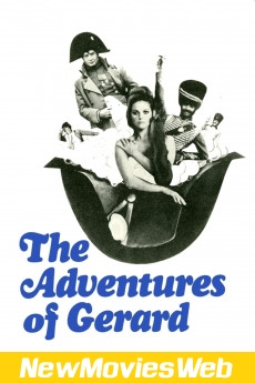 The Adventures of Gerard-Poster new movies in theaters