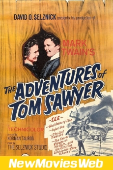 The Adventures of Tom Sawyer-Poster best new movies on netflix