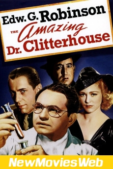 The Amazing Dr. Clitterhouse-Poster new movies 2021