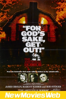 The Amityville Horror-Poster best new movies on netflix