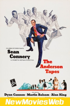 The Anderson Tapes-Poster new release movies 2021