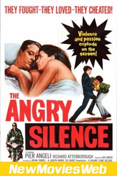 The Angry Silence-Poster new release movies