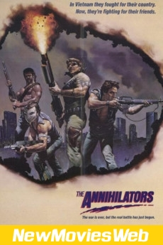 The Annihilators-Poster free new movies online