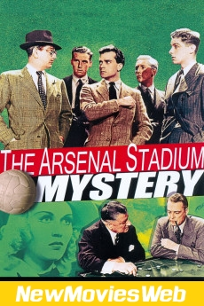 The Arsenal Stadium Mystery-Poster new movies