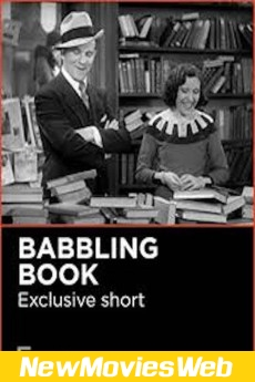 The Babbling Book-Poster new release movies 2021