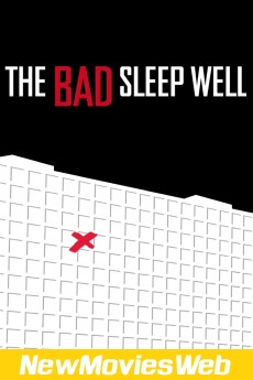 The Bad Sleep Well-Poster new release movies 2021