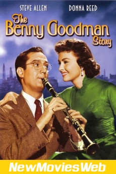 The Benny Goodman Story-Poster new movies to watch