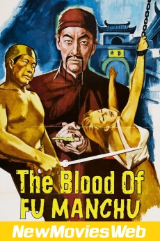The Blood of Fu Manchu-Poster best new movies on netflix
