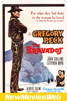 The Bravados-Poster new hollywood movies 2021