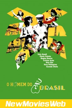 The Brazilwood Man-Poster new movies