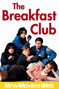 The Breakfast Club-Poster new comedy movies