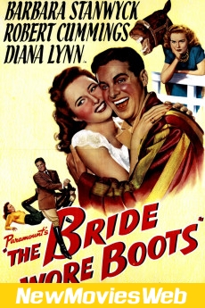 The Bride Wore Boots-Poster new movies