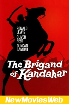 The Brigand of Kandahar-Poster new movies coming out