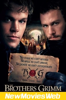 The Brothers Grimm-Poster new movies in theaters