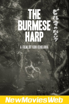 The Burmese Harp-Poster new movies in theaters