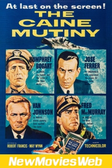 The Caine Mutiny-Poster new movies out
