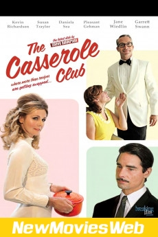 The Casserole Club-Poster new comedy movies