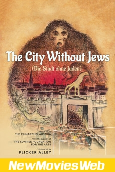 The City Without Jews-Poster new movies in theaters