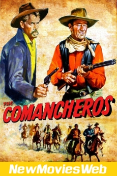 The Comancheros-Poster new movies on dvd