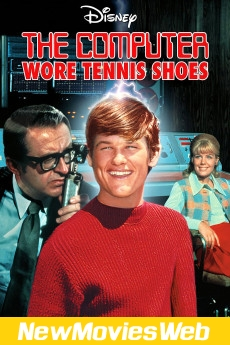 The Computer Wore Tennis Shoes-Poster new movies coming out