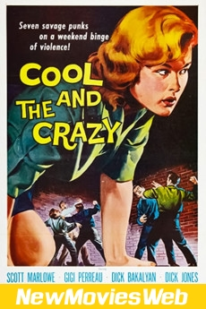 The Cool and the Crazy-Poster new comedy movies