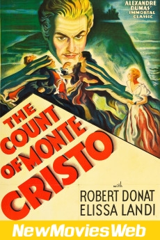 The Count of Monte Cristo-Poster new scary movies