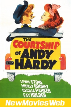 The Courtship of Andy Hardy-Poster new action movies