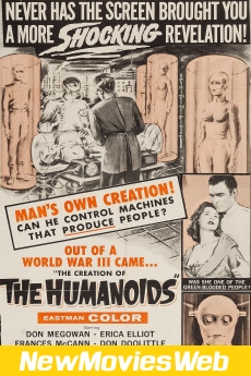 The Creation of the Humanoids-Poster new hollywood movies
