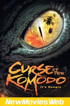 The Curse of the Komodo-Poster new release movies