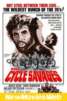 The Cycle Savages-Poster new action movies