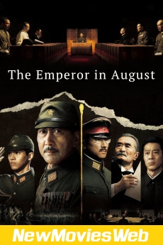The Emperor in August-Poster new movies to stream