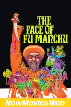 The Face of Fu Manchu-Poster new movies in theaters