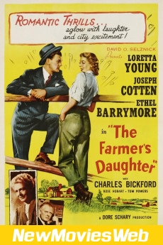 The Farmer's Daughter-Poster good new movies