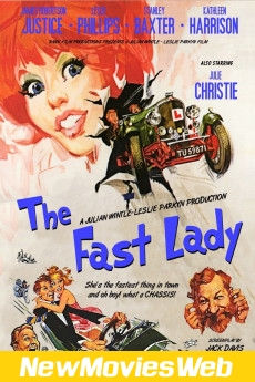 The Fast Lady-Poster new comedy movies