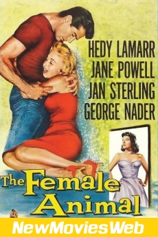 The Female Animal-Poster new horror movies