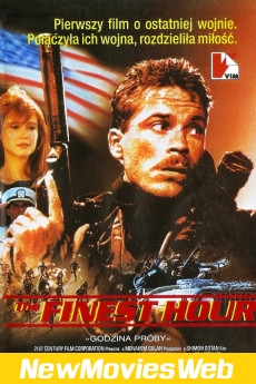 The Finest Hour-Poster new comedy movies